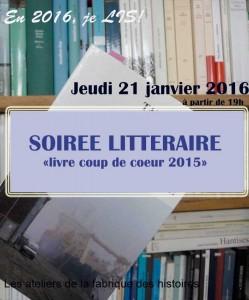 Soirée-littéraire-21-JANVIER-2016--livre-coup-de-coeur-2015