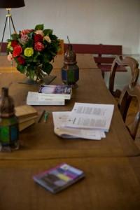 Atelier d'écriture -LYON- Ségolène Chailley