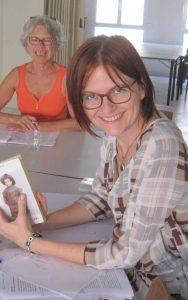 Segolene Chailley et Véronique Berard atelier autobiographique Lyon Croix Rousse