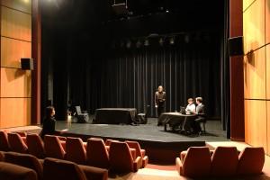 Segolene Chailley Mise en scène à Vitré