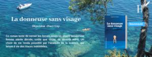 La donneuse sans visage de Segolene Chailley roman PMA infertilité éditions L'Harmattan