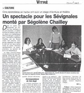 article-de-presse-journal-de-vitre-avril-2009