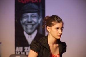 Jade Caboche comédienne