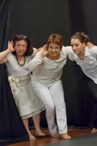 Comédiens Cours de théâtre Ségolene Chailley Premier Acte Lyon